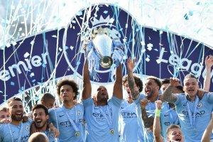 منچسترسیتی بهترین تیم اروپا شناخته شد
