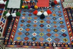 صنایع دستی سیستان و بلوچستان به اروپا و آمریکا صادر می شود