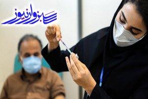 ایمنی در مقابل کرونا در ایران تا اواسط آذر ۱۴۰۰ محقق خواهد شد