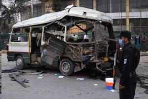 انفجار در کابل چهار کشته و ۱۱ زخمی برجای گذاشت