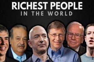 جف بزوس کماکان ثروتمندترین فرد در جهان است