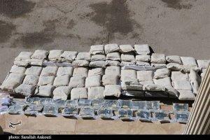 انهدام باند حرفهای قاچاق مواد مخدر در