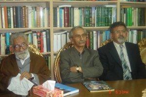 یادداشت پروفسور امین در سوگ شادروان یوسف مردانی از مشایخ دراویش گنابادی