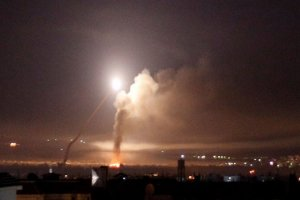 پدافند هوایی سوریه به تجاوز رژیم صهیونیستی مقابله کرد