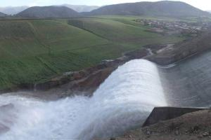 حدود ۶۵ درصد ذخایر سدها در غرب خراسان پر است