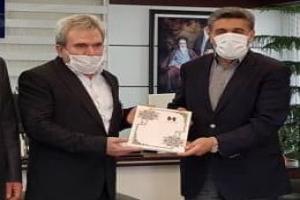 حسن عرب مشاور بانک صادرات ایران شد