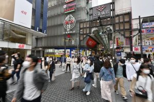 مبتلایان به کرونا در ژاپن افزایش یافت