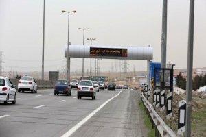 هیچ محدودیت و ممنوعیتی برای تردد خودروهای سواری اعمال نشده است