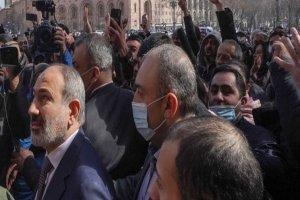 مردم ارمنستان اجازه کودتا نمیدهند