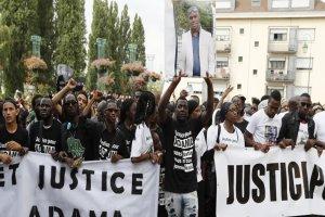 تایید نقش پلیس در قتل شهروند سیاهپوست فرانسوی