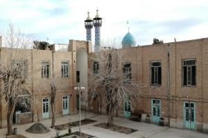 قدیمی ترین مدرسه فعال در خاورمیانه و جهان