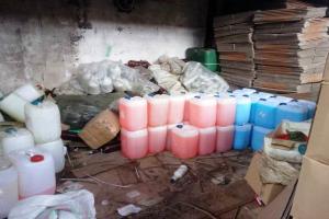 کارگاه تولید شویندههای غیر بهداشتی در سبزوار مهروموم شد
