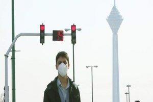 «آلودگی هوا» ماندگاری کرونا را افزایش میدهد