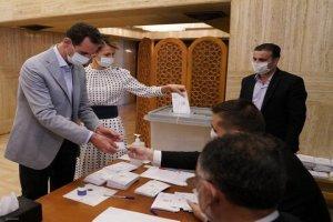 مبتلا شدن بشار اسد به کرونا