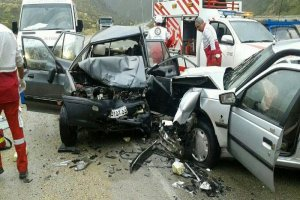 کاهش 16 درصدی تلفات تصادفات در پنج ماهه ابتدایی امسال نسبت به پارسال