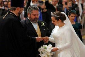 دوک بزرگ روسیه تزاری با نامزد ایتالیاییاش ازدواج کرد