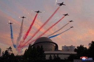 نمایشگاه تجهیزات دفاعی کره شمالی - گزارش تصویری