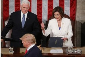 ترامپ را با اردنگی از کاخ سفید بیرون میندازم!