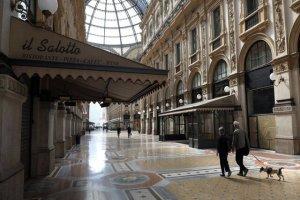 اعمال محدودیت شدید کرونایی در ایتالیا