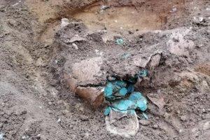 مجموعهای از سکههای تاریخی در مجارستان کشف شد