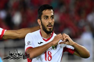 بازیکن اردنی به علت خواندن نماز در لیگ فوتبال بلژیک، اخراج شد!