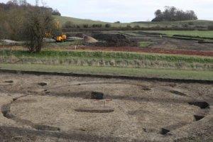 شواهدی از سکونتگاه متعلق به عصر آهن کشف شد