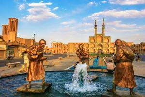 تعطیلی دوباره اماکن تاریخی یزد به علت شیوع کرونا