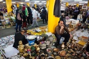 افتتاح بزرگترین بازارچه هنری خاورمیانه در ۱۹ دی