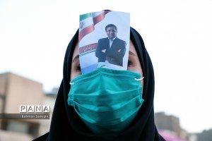 راهپیمایی های انتخاباتی ماقبل انتخابات 1400