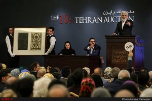 گرانترین آثار حراج تهران کدامند؟