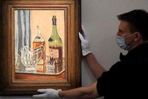 یک میلیون پوند بابت نقاشی رنگ روغن چرچیل پرداخت شد