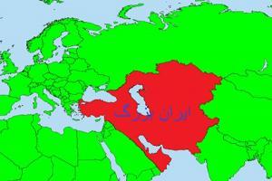 سرزمین های جداشده از ایران در طول دو قرن گذشته