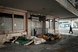 بلیت یکطرفه بدون بازگشت برای بیخانمانها در سوئیس!