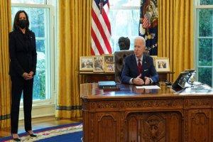 بایدن تحریمهای سازمان ملل علیه ایران را لغو کرد