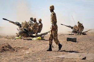رزمایش نیروی زمینی ارتش به صورت تک شبانه و روزانه با موفقیت برگزار شد