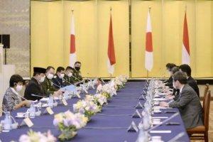 ژاپن و اندونزی توافقنامهای با هدف دفاعی امضا کردند