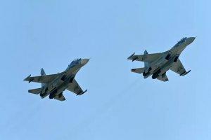 ردیابی هواپیماهای فرانسه بر فراز دریای سیاه