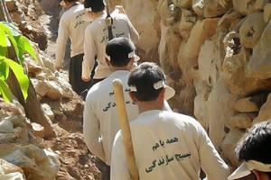 فعالیت گروه های جهادی در بردسکن، جوین و جغتای