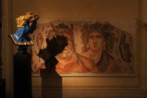 نمایشگاهی از تاثیر انفجار بیروت بر هنر
