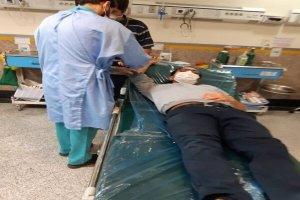 مجروحیت یکی از ماموران دامپزشکی خوشاب در حمله سگ