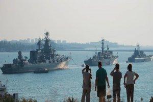 رزمایش نظامی روسیه در دریای سیاه