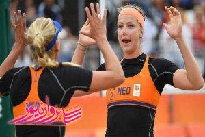 تیم ملی والیبال ساحلی زنان آلمان از حضور در مسابقات قطر انصراف داد!