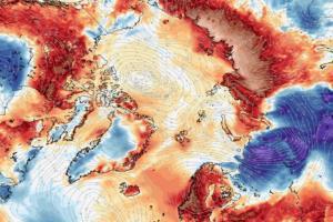 ثبت دمای ۳۸ درجه سانتیگراد در سیبری