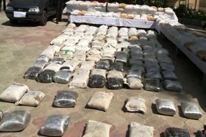 رشد کشفیات مواد مخدر در سطح خراسان رضوی
