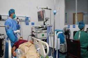 طی ۲۴ ساعت گذشته ۳۳۵ بیمار کووید۱۹ جان خود را از دست دادند
