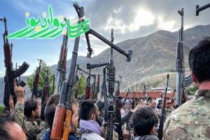 مذاکرات مستقیم میان طالبان و جبهه مقاومت ملی پنجشیر دیروز برگزار شد