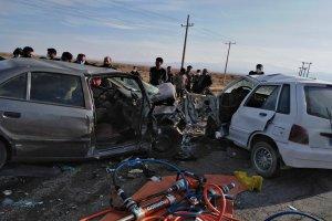 ۵ مصدوم درحادثه رانندگی در محور سبزوار به روداب