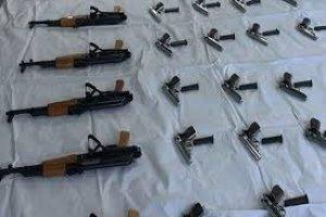 انهدام باند فروش سلاح در فضای مجازی