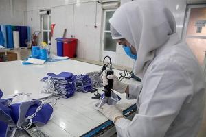 روزانه بیش از ۱۱ میلیون ماسک در کشور تولید می شود