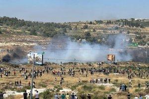 ۴ فلسطینی دیگر طی درگیری در کرانه باختری به شهادت رسیدند